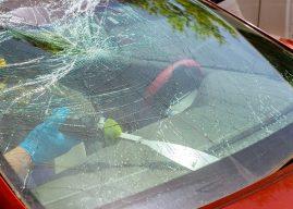 Est-il dangereux de rouler avec un pare-brise fissuré?