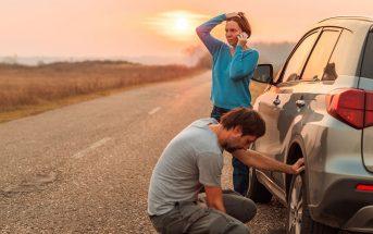 Comment changer pneu crevé