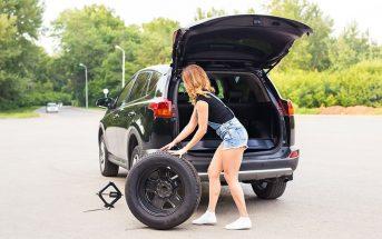 de quels outils vous aurez besoin pour changer un pneu