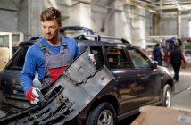 comment réparer pare-chocs de voiture